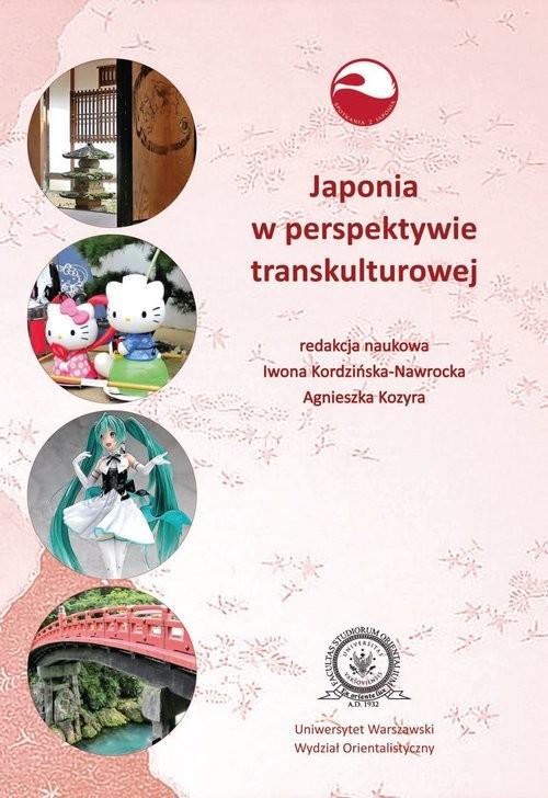 okładka Japonia w perspektywie transkulturowejksiążka |  |