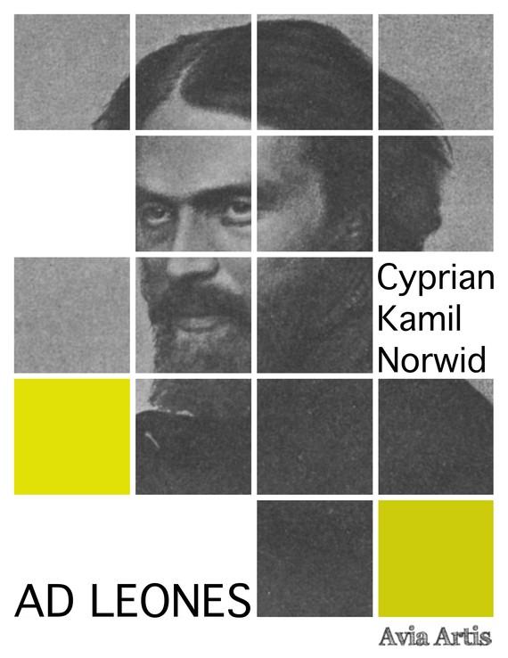 okładka Ad leonesebook | epub, mobi | Cyprian Kamil Norwid
