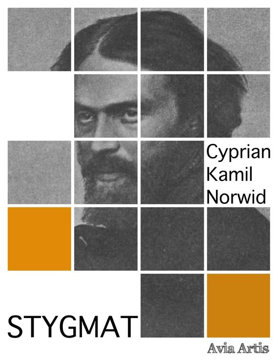 okładka Stygmatebook   epub, mobi   Cyprian Kamil Norwid
