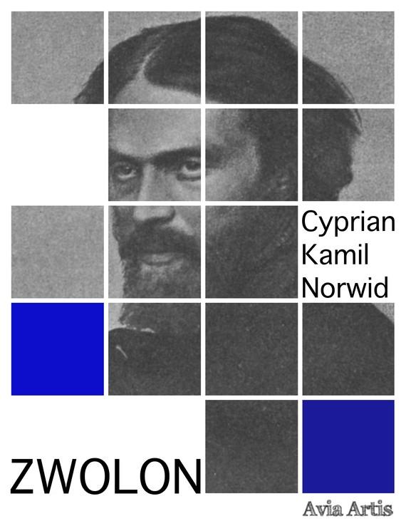 okładka Zwolonebook   epub, mobi   Cyprian Kamil Norwid