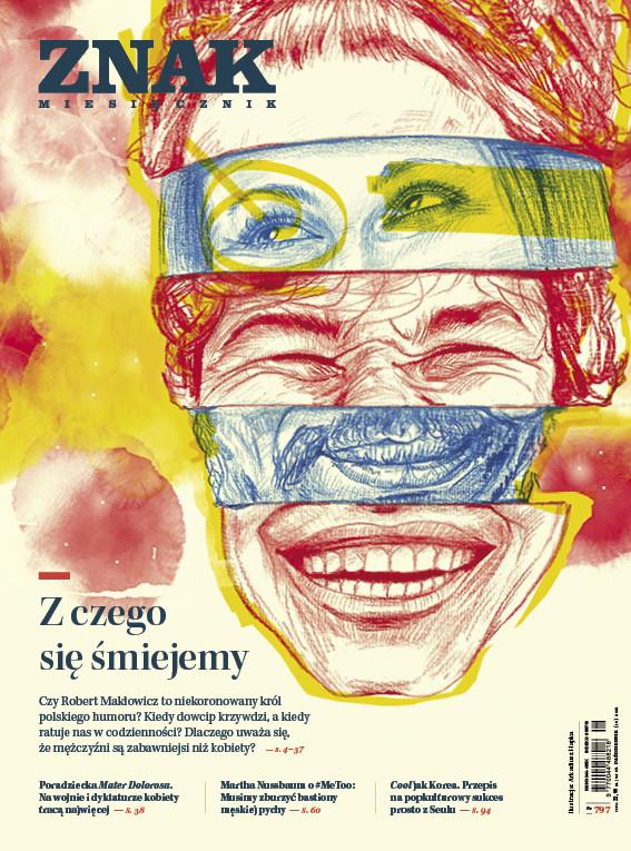 okładka ZNAK 797 10/2021książka |  | Opracowania Zbiorowe
