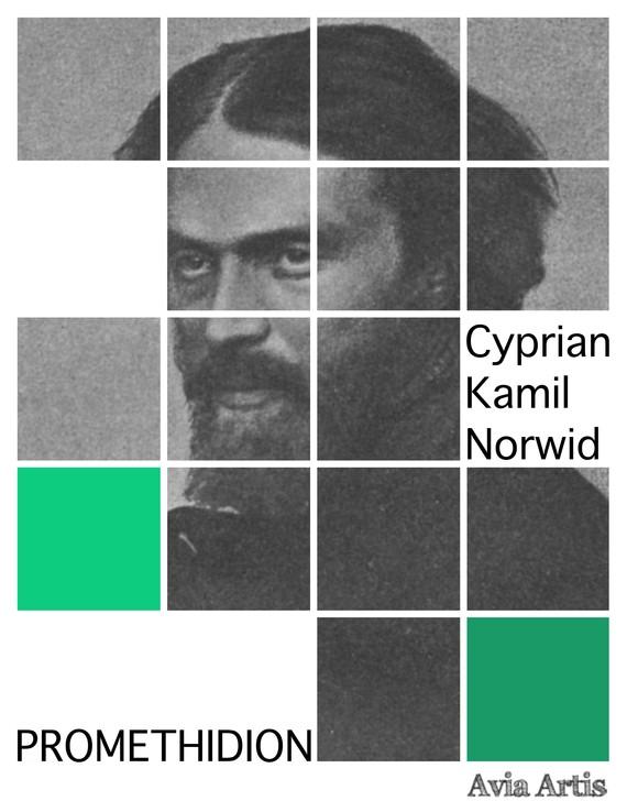 okładka Promethidionebook | epub, mobi | Cyprian Kamil Norwid