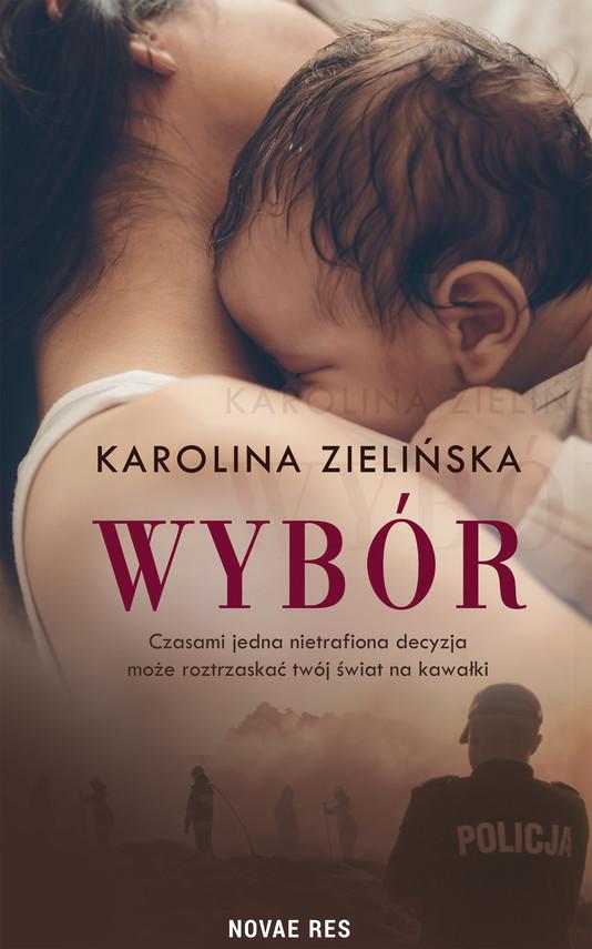 okładka Wybórebook | epub, mobi | Karolina Zielińska