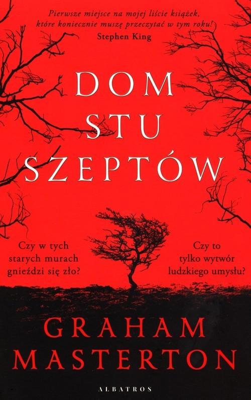 okładka Dom stu szeptówksiążka |  | Graham Masterton