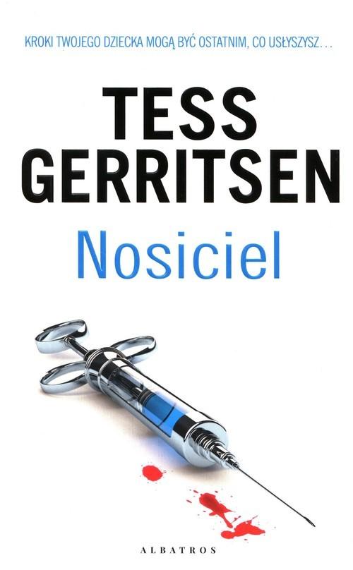okładka Nosicielksiążka |  | Tess Gerritsen