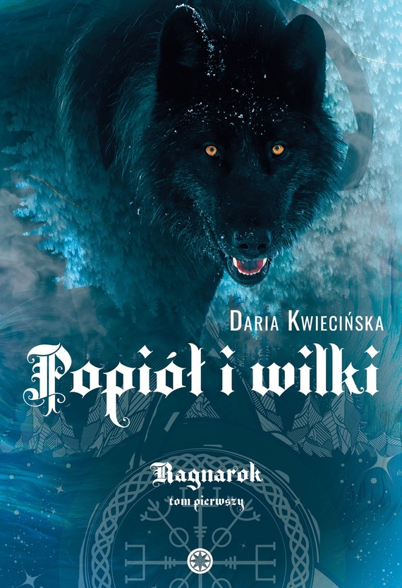 okładka Popiół i wilkiebook | epub, mobi | Daria Kwiecińska