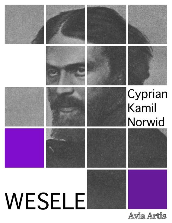okładka Weseleebook   epub, mobi   Cyprian Kamil Norwid