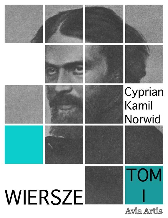 okładka Wiersze Tom 1ebook   epub, mobi   Cyprian Kamil Norwid