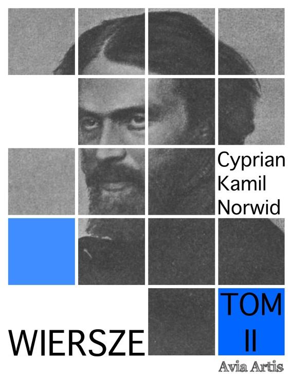 okładka Wiersze Tom 2ebook   epub, mobi   Cyprian Kamil Norwid