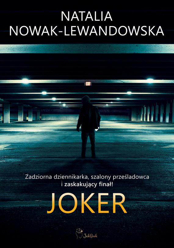 okładka JOKERebook   epub, mobi   Natalia Nowak-Lewandowska