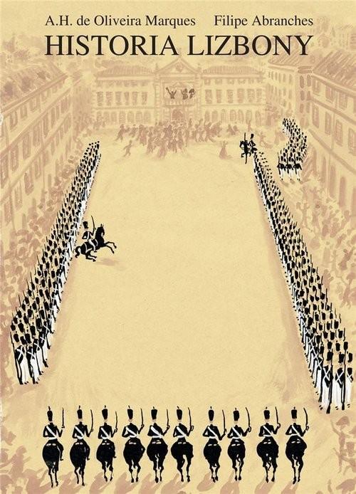 okładka Historia Lizbonyksiążka |  |