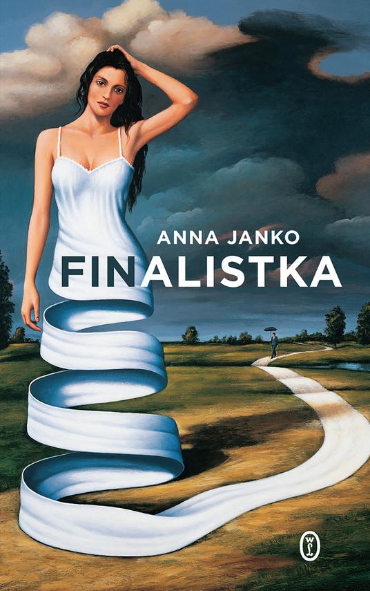 okładka Finalistkaebook   epub, mobi   Anna Janko