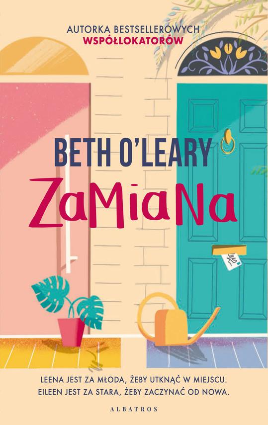 okładka ZAMIANAebook | epub, mobi | Beth O'Leary