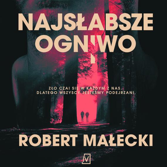 okładka Najsłabsze ogniwoaudiobook   MP3   Robert Małecki
