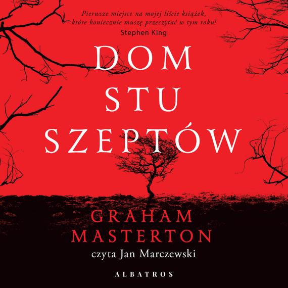 okładka DOM STU SZEPTÓWaudiobook   MP3   Graham Masterton