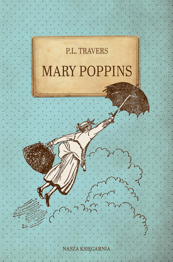 okładka Mary Poppinsebook | epub, mobi | Travers P.L.