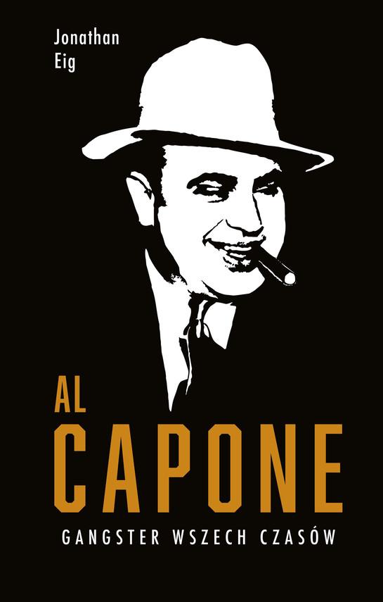 okładka Al Caponeebook   epub, mobi   Jonathan Eig