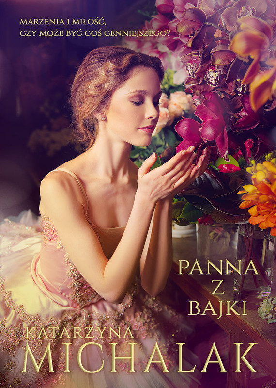 okładka Panna z Bajkiebook | epub, mobi | Katarzyna Michalak