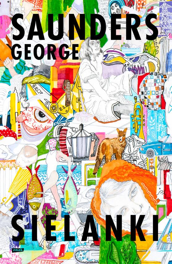 okładka Sielankiebook | epub, mobi | Saunders George