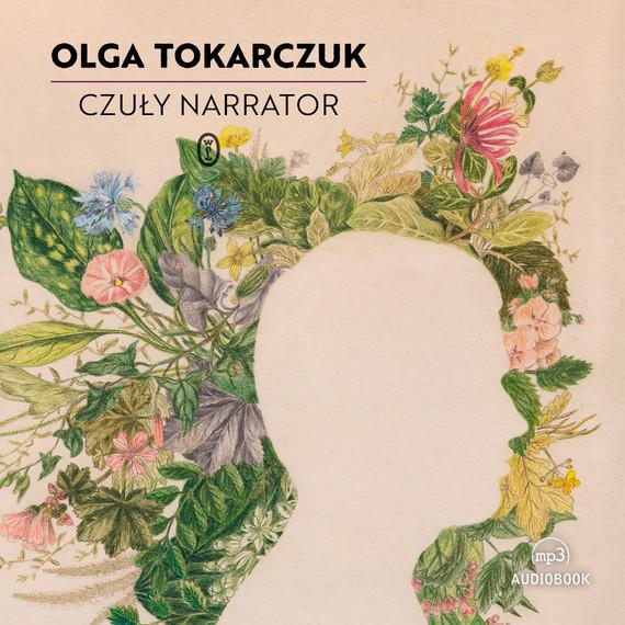 okładka Czuły narratoraudiobook   MP3   Olga Tokarczuk