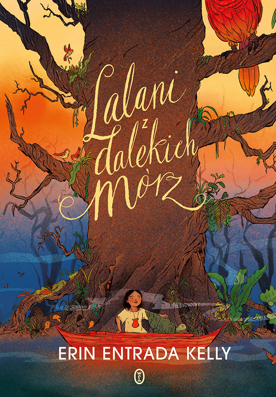 okładka Lalani z dalekich mórzebook | epub, mobi | Erin Entrada Kelly