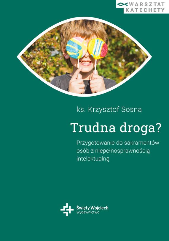 okładka Trudna droga?ebook   epub, mobi   ks. Krzysztof Sosna