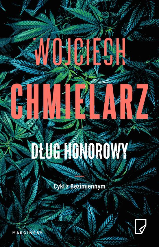 okładka Dług honorowyebook | epub, mobi | Wojciech Chmielarz