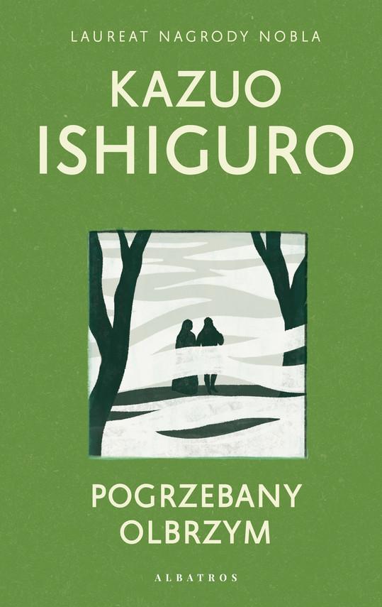 okładka POGRZEBANY OLBRZYMebook | epub, mobi | Kazuo Ishiguro
