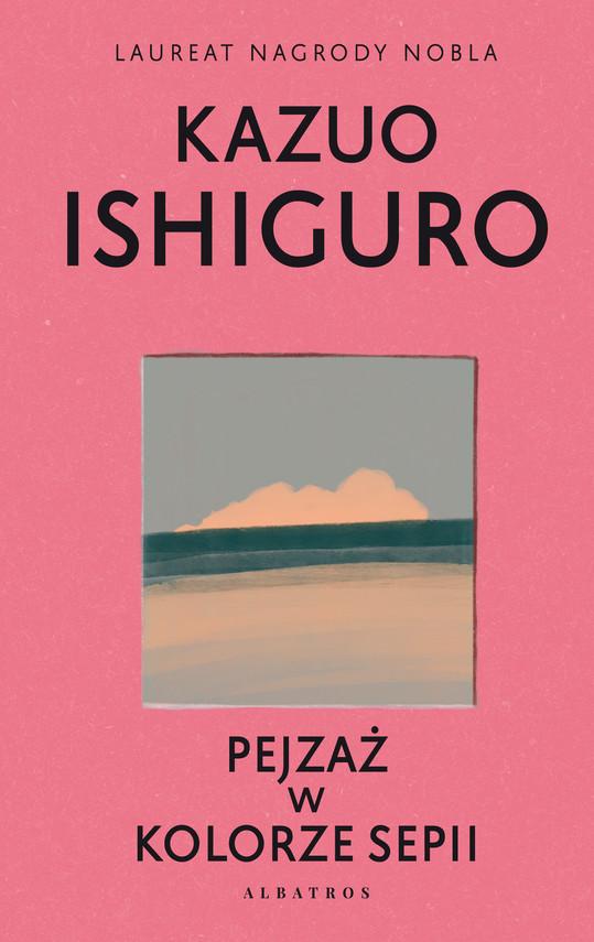 okładka PEJZAŻ W KOLORZE SEPIIebook | epub, mobi | Kazuo Ishiguro