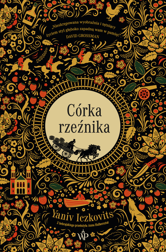 okładka Córka rzeźnikaebook   epub, mobi   Yaniv Iczkovits