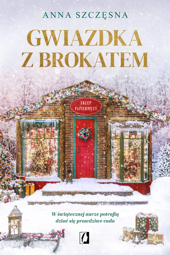 okładka Gwiazdka z brokatemebook   epub, mobi   Anna Szczęsna