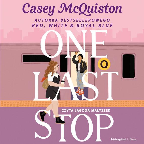 okładka One Last Stopaudiobook | MP3 | Casey McQuiston