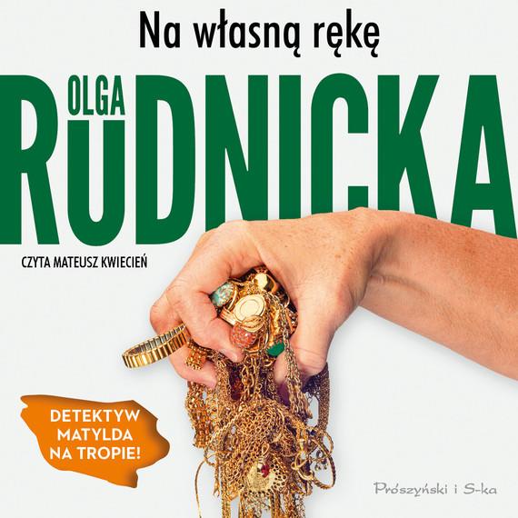 okładka Na własną rękęaudiobook   MP3   Olga Rudnicka