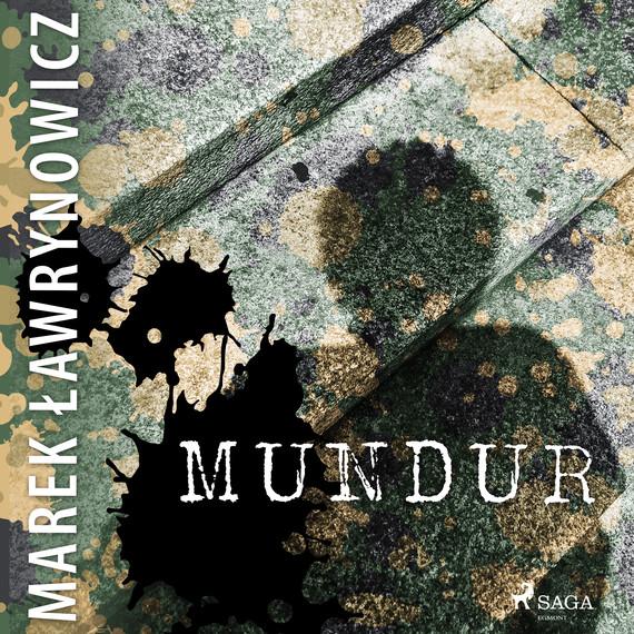 okładka Munduraudiobook   MP3   Marek Ławrynowicz