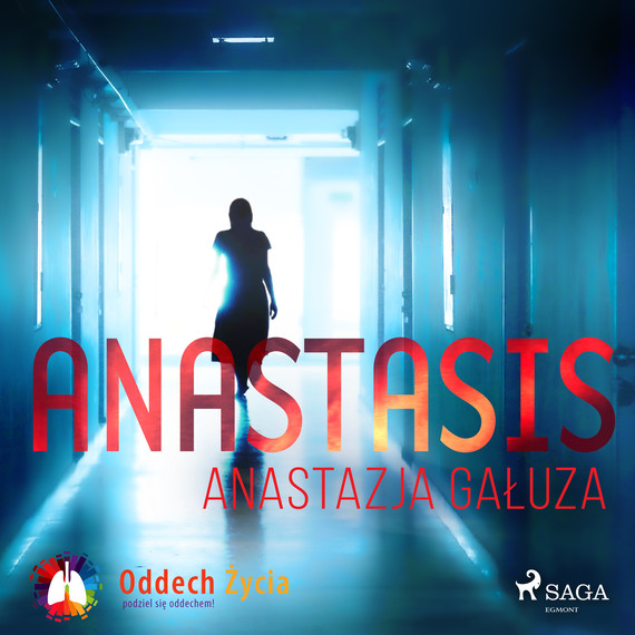 okładka Anastasisaudiobook   MP3   Anastazja Gałuza