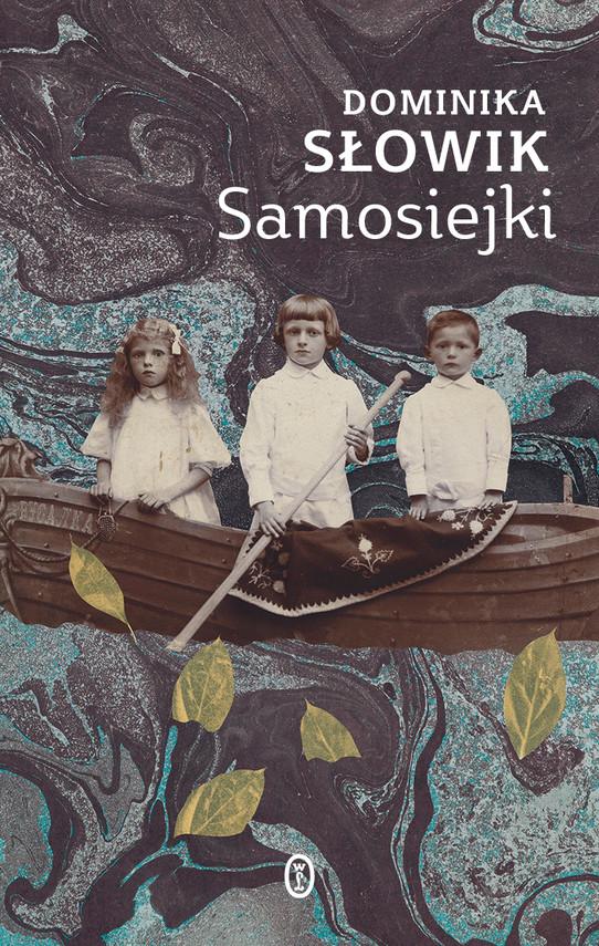 okładka Samosiejkiebook | epub, mobi | Dominika Słowik