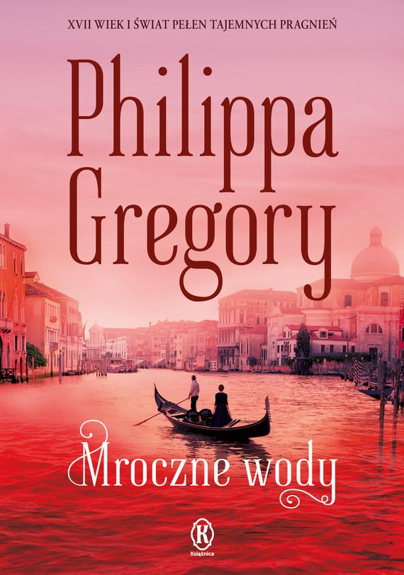 okładka Mroczne wodyebook | epub, mobi | Philippa Gregory