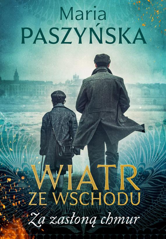 okładka Za zasłoną chmurebook | epub, mobi | Maria Paszyńska