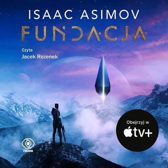 okładka Fundacjaaudiobook   MP3   Isaac Asimov