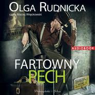 okładka Fartowny pech. Audiobook | MP3 | Olga Rudnicka