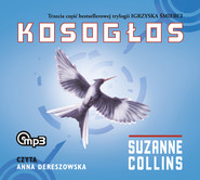 okładka Kosogłos. Audiobook   MP3   Suzanne Collins