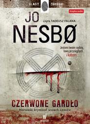 okładka Czerwone Gardło, Audiobook   Jo Nesbo