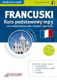 okładka Francuski Kurs podstawowy. Audiobook | MP3 | autor zbiorowy