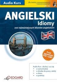 okładka Angielski Idiomy. Audiobook | MP3 | autor zbiorowy