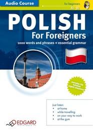okładka Polish For Foreigners. Audiobook | MP3 | autor zbiorowy