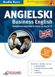 okładka Angielski Business English. Audiobook | MP3 | autor zbiorowy