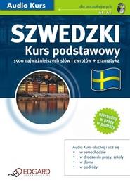 okładka Szwedzki Kurs Podstawowy. Audiobook | MP3 | autor zbiorowy