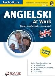 okładka Angielski At Work. Audiobook | autor zbiorowy