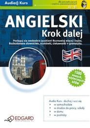 okładka Angielski. Krok dalej. Audiobook | papier | autor zbiorowy