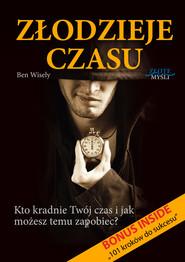 okładka Złodzieje czasu, Audiobook | Ben Wisely